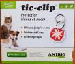 Médaille Tic-Clip protection naturelle tiques et puces