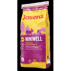 Josera miniwell adulte petite race